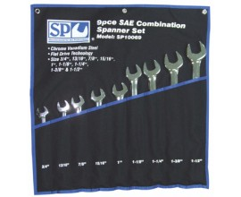 Spanner Set Jumbo SP10069