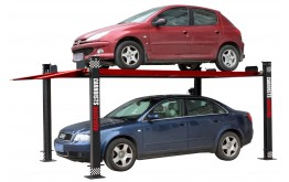 Four Post Parking Hoist